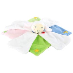 Doudou per bambini gioco per neonato Pecorella Lotta