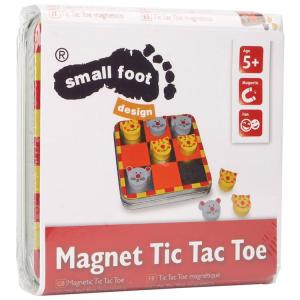 Gioco aiuto logica con pedine magnetiche forma Gatto e topo