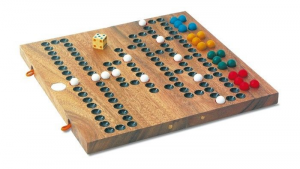 Barricata gioco da tavolo in legno per bambini