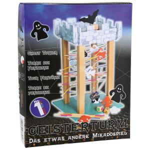 Shanghai torre dei fantasmi gioco in legno bambini