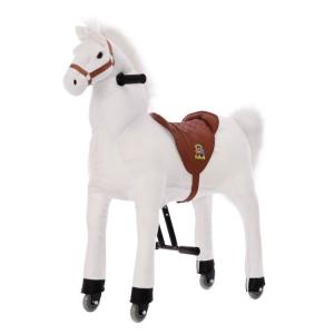 Cavallo Cavalcabile con ruote Neve