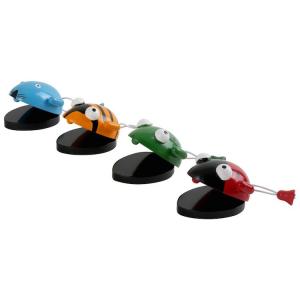 Castagnette Nacchere a forma d'animali Strumento Musicale Bambini