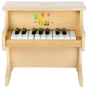 Pianoforte giocattolo per bambini Volpacchiotto