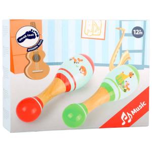 Sonaglio musicale Volpacchiotto Strumento musicale per bambini