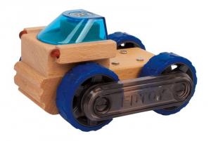 Camion in legno da costruire tante forme diverse massimo divertimento