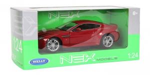 Modellino auto Aston Martin V12 Vantage con portiere apribili