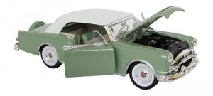 Modellino auto Retro Packard Caribbean portiere apribili