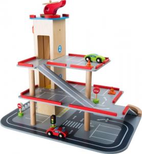 Parcheggio Auto Giocattolo con ascensore e accessori