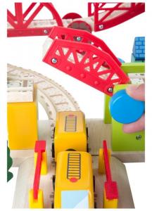 Set ferrovia La mia città con accessori e veicoli