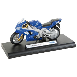 Modellino moto Yamaha 1999 YZF-R1 Scala 1:18