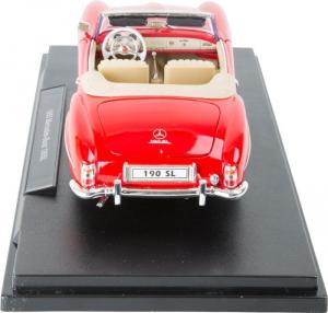 Modellino Auto veicolo Mercedes-Benz 190 SL 1955 scala 1:18