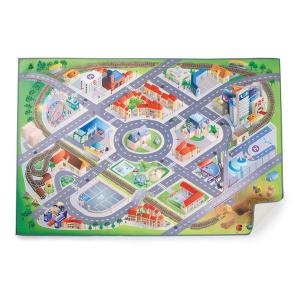 Tappeto gioco La grande città Arredo cameretta Legler 10408