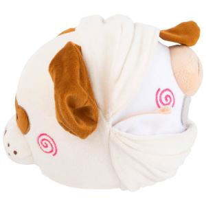 Palla peluche Cane e Pecora gioco per neonato