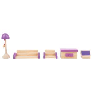 Mobili per Casa delle bambole Salotto