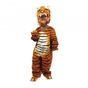 Costume - Vestito Carnevale Bambino 2-4 anni Tigre