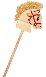Cavalluccio di legno gioco per bambini