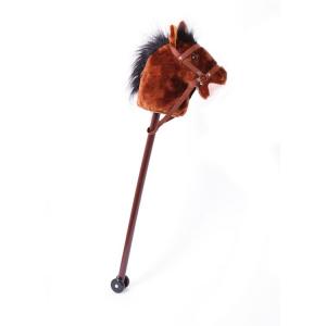 Bastone con testa di cavallo Tuono con suono gioco bambini