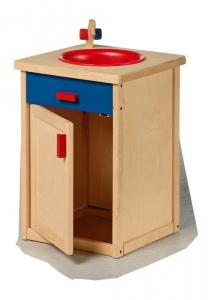 Lavastoviglie giocattolo in legno gioco per bambini e bambine