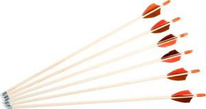Set Arco sportivo arciere tiro con arco 34 pollici