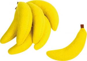 Banane in feltro frutta accessori gioco cucina per Bambini 7 pezzi