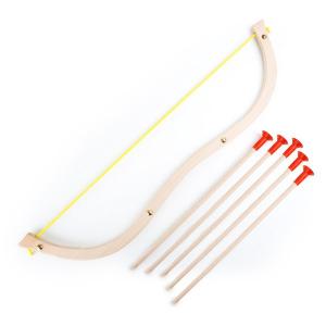 Arco e frecce in legno gioco bambini Legler 10068