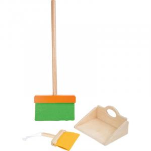 Set scopa e paletta per bambini