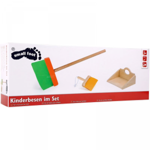 Set scopa e paletta