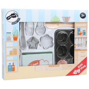 Set pasticcere per bambini per infornare Muffin