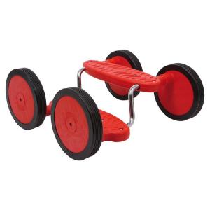 Veicolo rotini con 4 ruote per bambini gioco di equilibrio e motorio