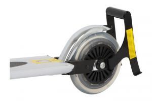 Scooter monopattino con pietra focaia per bambini