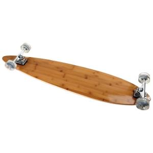 Longboard skateboard Retrò in legno robusto