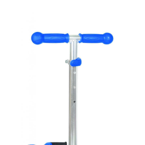 Monopattino a 3 Ruote doppia iniezione 3 altezze Globber PRIMO BLUE