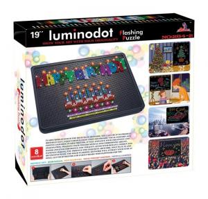 Puzzle ad incastro lavagna Illuminato per creare disegni o scritteidea regalo