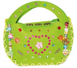 Set perle e accessori gioielli gioco per bambine