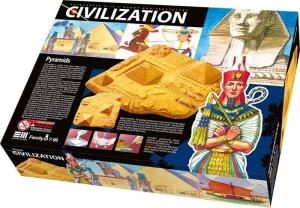 Piramidi Egitto set per bricolage per bambini