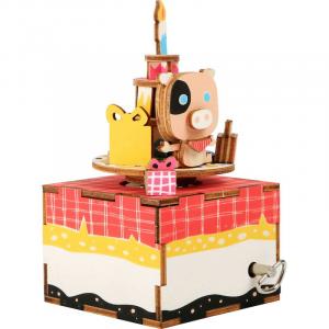 Carillon da costruire Compleanno Gioco costruzioni 3D Legler 10291
