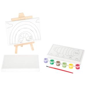 Set per dipingere per bambini Bruco Maisazio