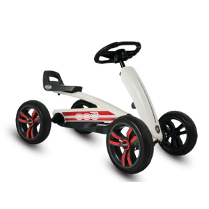 Veicolo a pedali per bambini Go kart BUZZY FIAT 500 BERG TOYS