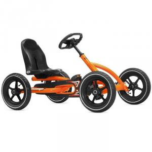 Veicolo a pedali per bambini Go kart BUDDY BERG TOYS ORANGE