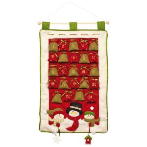 Calendario dell'avvento di Natale Amici della Neve