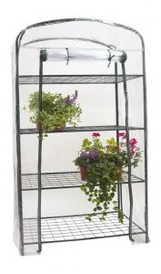 Serra in metallo per piante decorazione arredo giardino