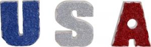 Espositore Display per lettere in legno 80 pezzi Per negozio