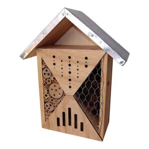 Casa in legno per gli insetti - Api Breve vacanza