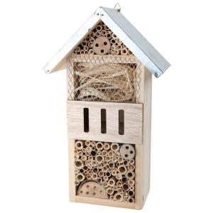 Casa degli insetti in legno Gita in città