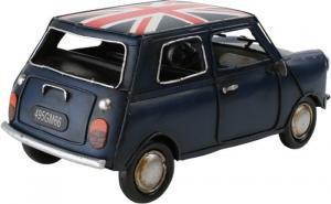 Auto utilitaria britannica da collezione in metallo