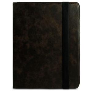 Custodia FlipCase iPhone 5 in similpelle colore marrone