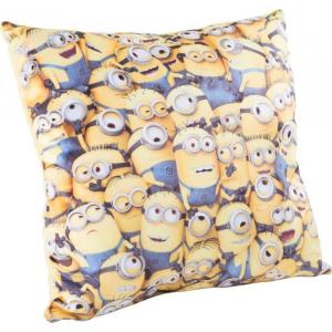 Cattivissimo me cuscino decorativo famiglia Minions