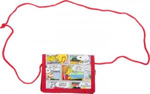 Portafoglio Snoopy e Co portamonete fumetto