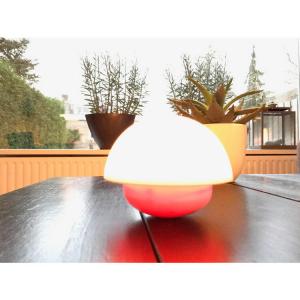 Luce notturna LED Funghetto Nuke Rosa - Flow