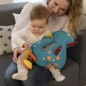 Peluche Dinosauro Dolce Toys